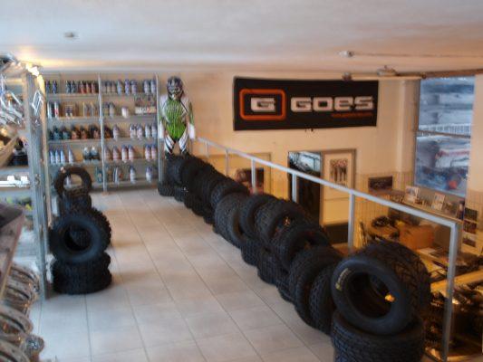 Brugte dæk-fælge