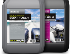 Benzin til båd